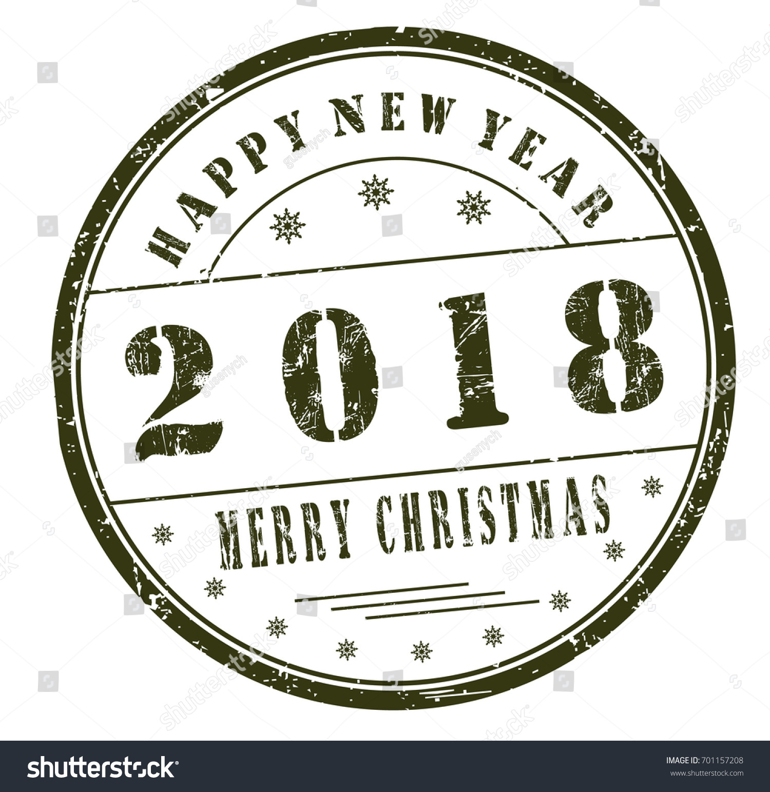 Image result for happy new year rubber stamp