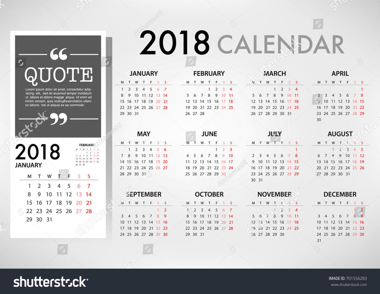 Calendar For Organization : Calendar on white background organization stock