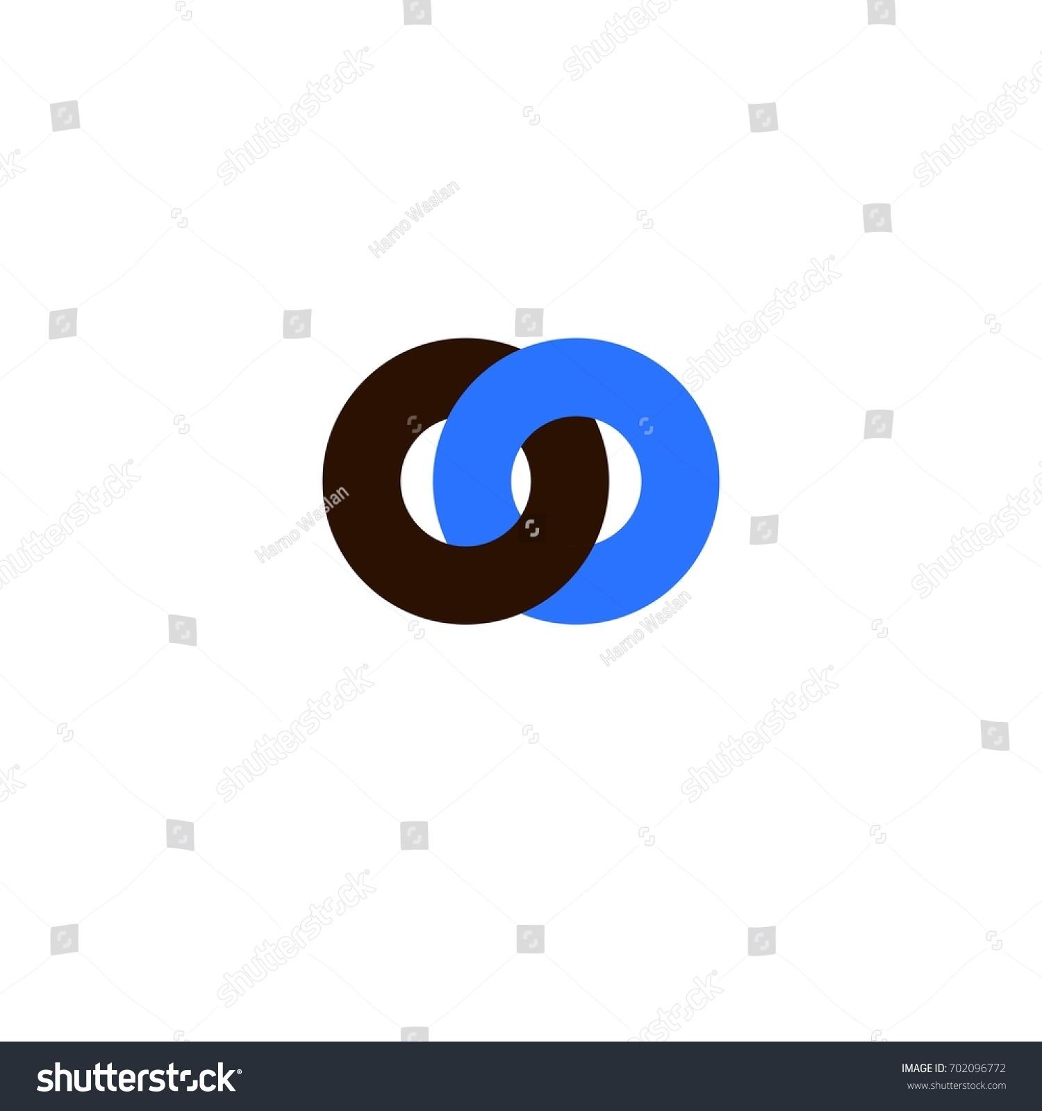 Oo letter logo vector double o stock vector 702096772 shutterstock oo letter logo vector and double o letter logo vector biocorpaavc