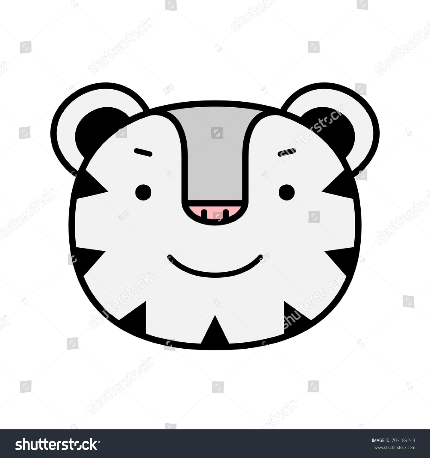 Symbol olympic winter games pyeongchang 2018 stock vector symbol olympic winter games pyeongchang 2018 animal of emoticons emoji isolated on transparent background buycottarizona