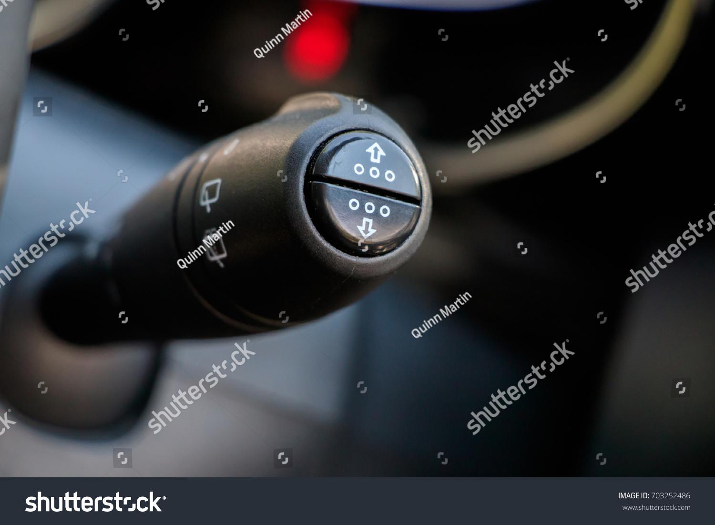 Turn signal lever