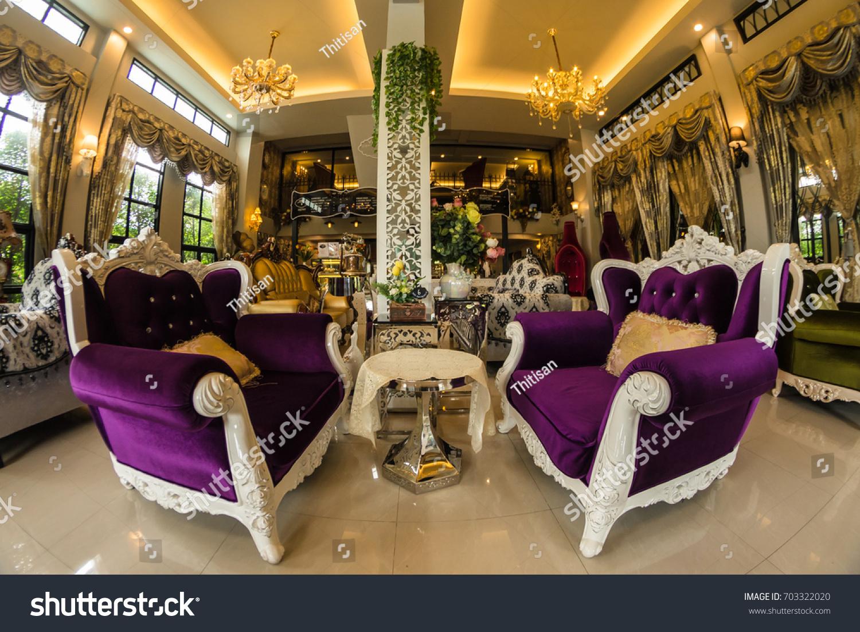 CHIANGRAI, THAILAND - AUGUST 26, 2017: interior of Varee coffee. Varee  coffee