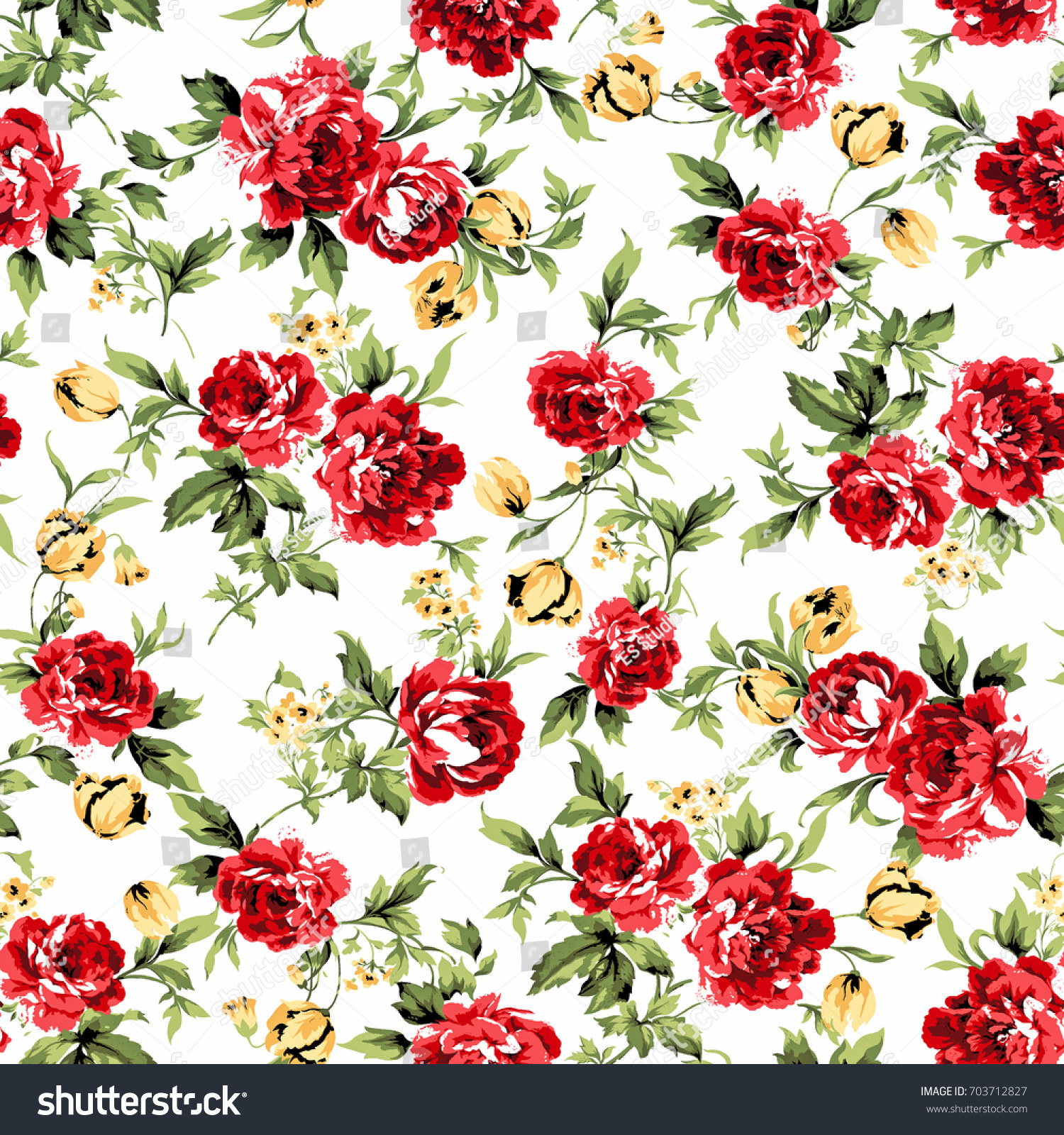 Flower Pattern Wallpaper New Ideas