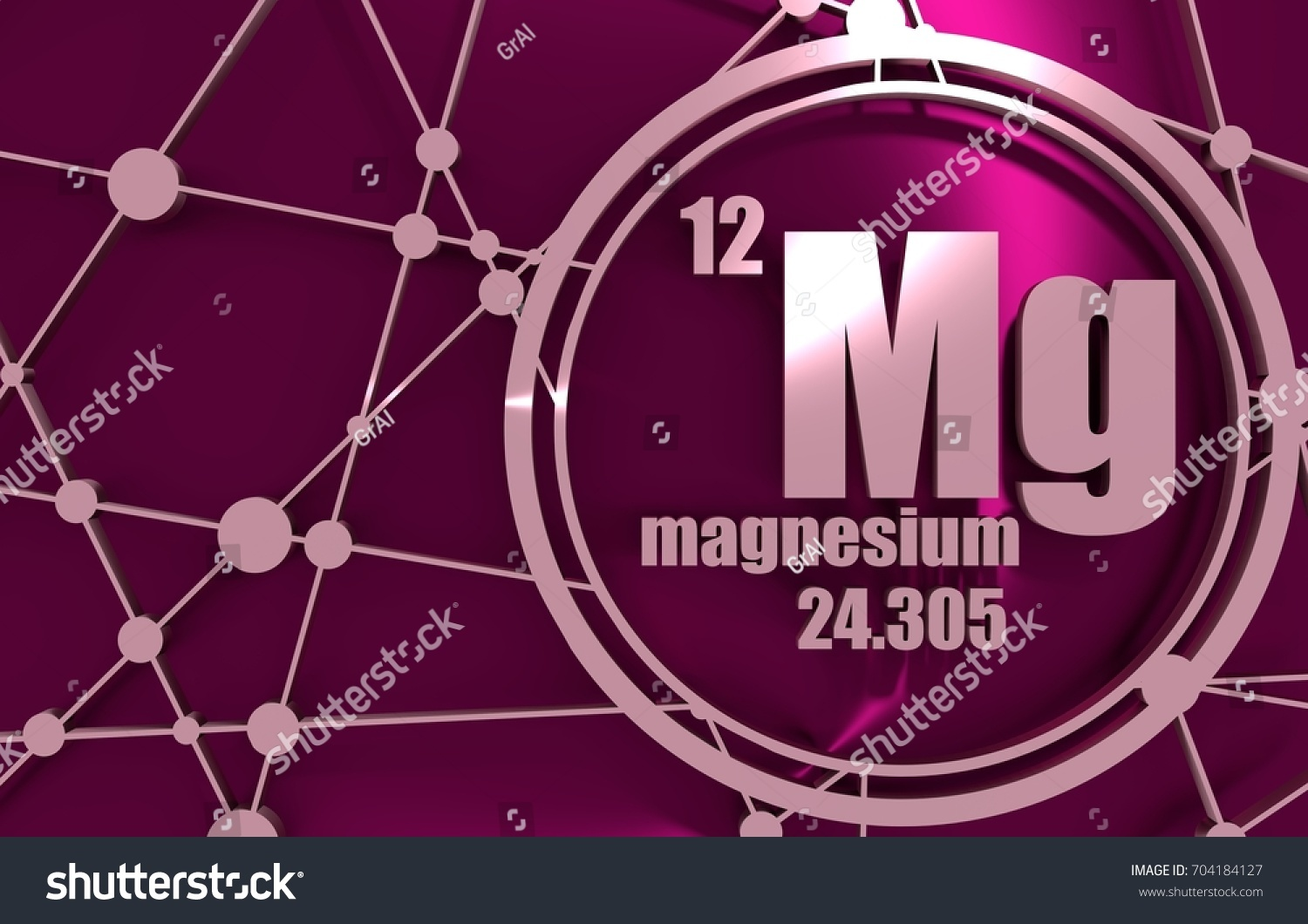 Magnesium chemical element sign atomic number stock illustration magnesium chemical element sign atomic number stock illustration 704184127 shutterstock urtaz Images