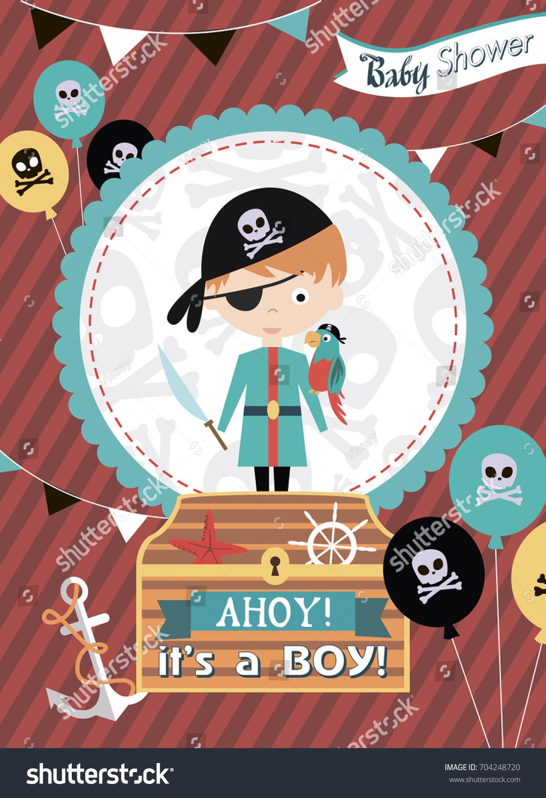 100+ [ Ahoy Baby Boy Shower Invitations ] | Ahoy Its A Boy Baby ...