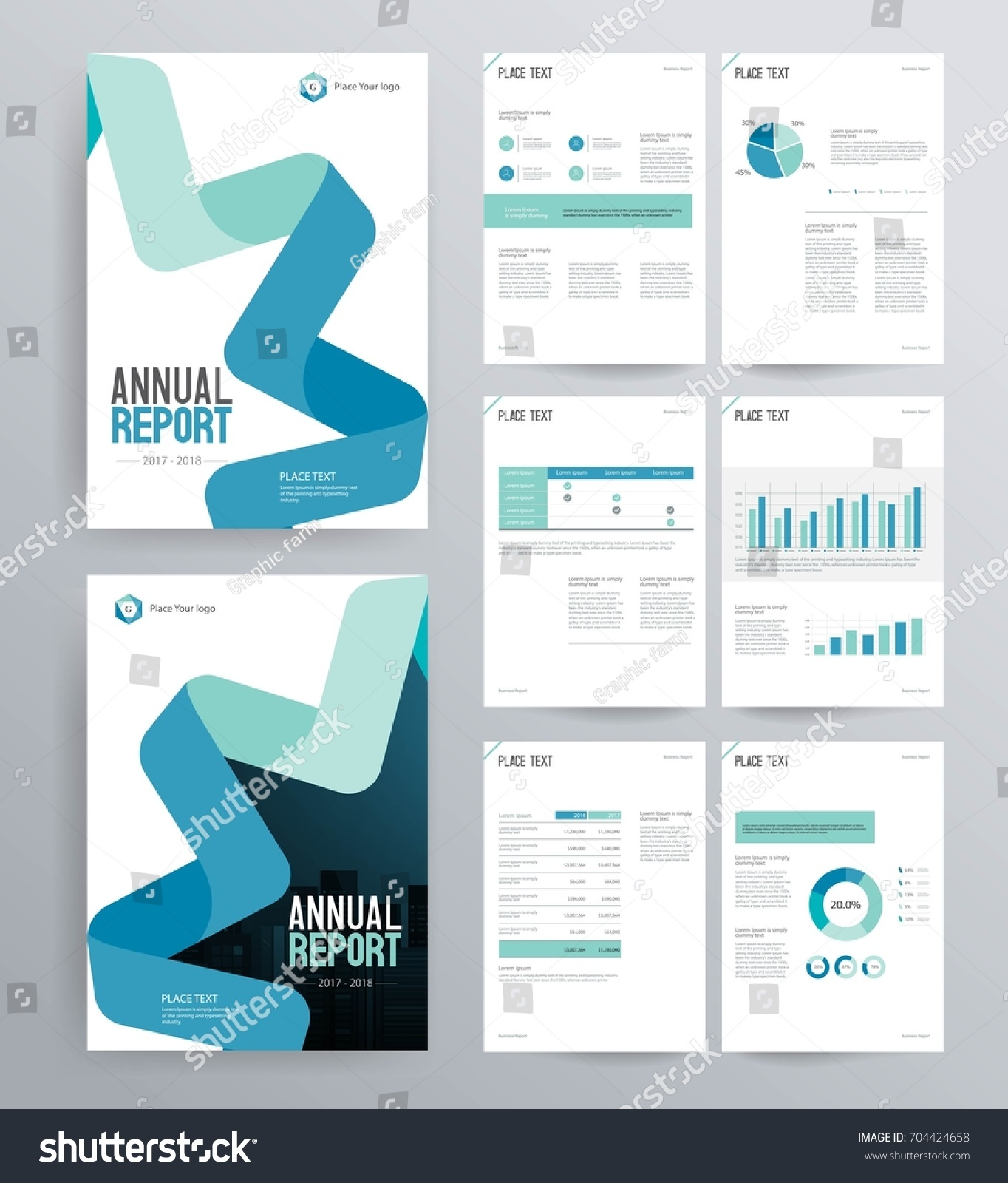 Template design company profile annual report stock photo photo template design for company profile annual report brochure flyer and page layout accmission Image collections