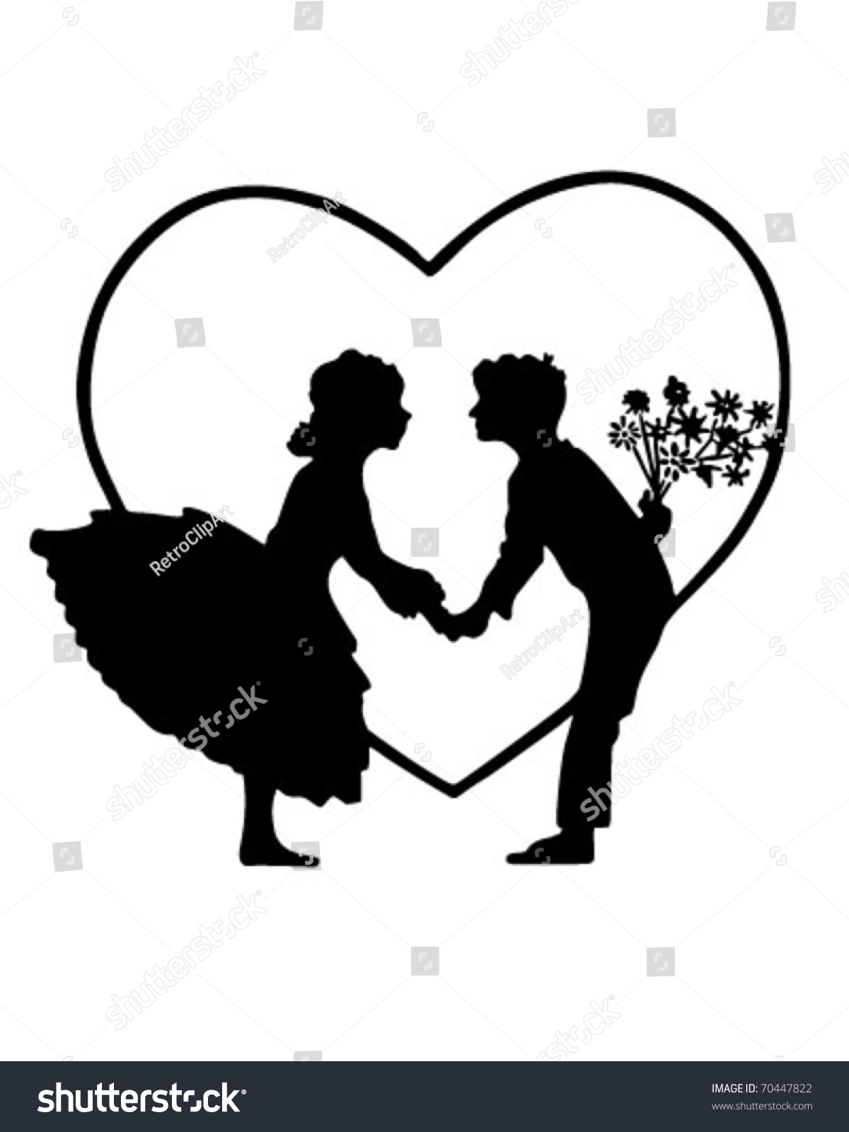 lovers clip art � cliparts