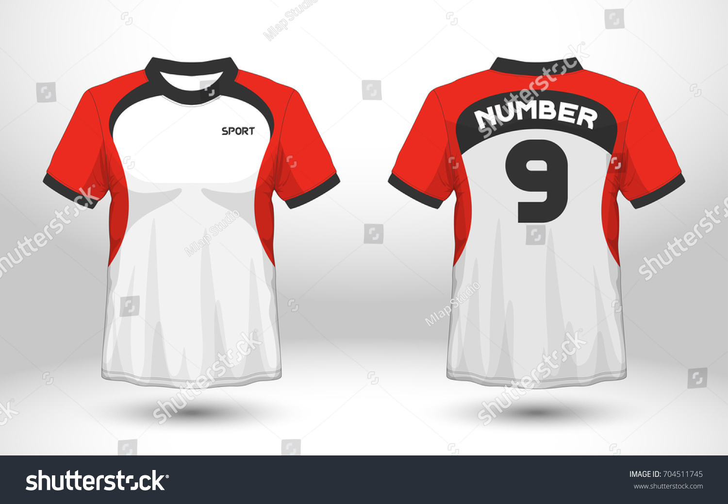 Sports T Shirt Design Templates Bcd Tofu House