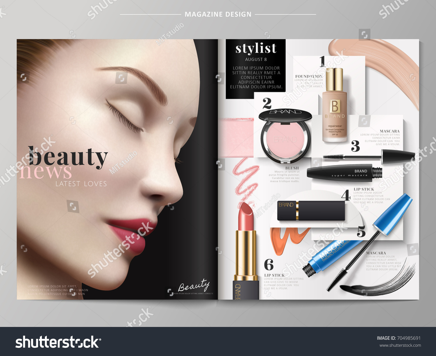 Makeup Articles Magazine