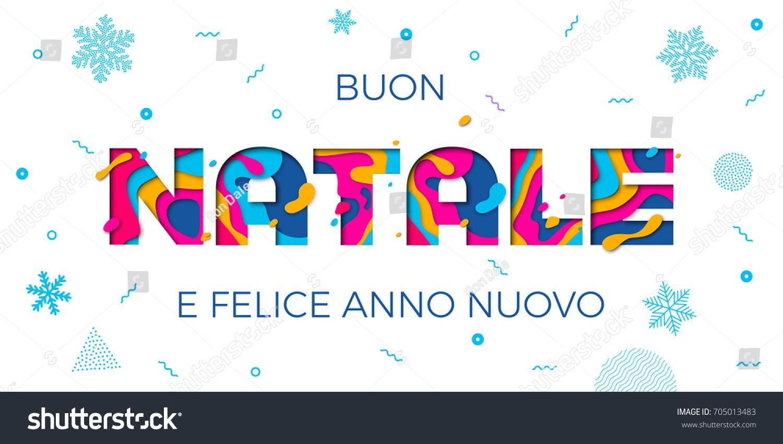 Buon natale italian christmas card christmas card 2018 buon natale italian christmas card kristyandbryce Images