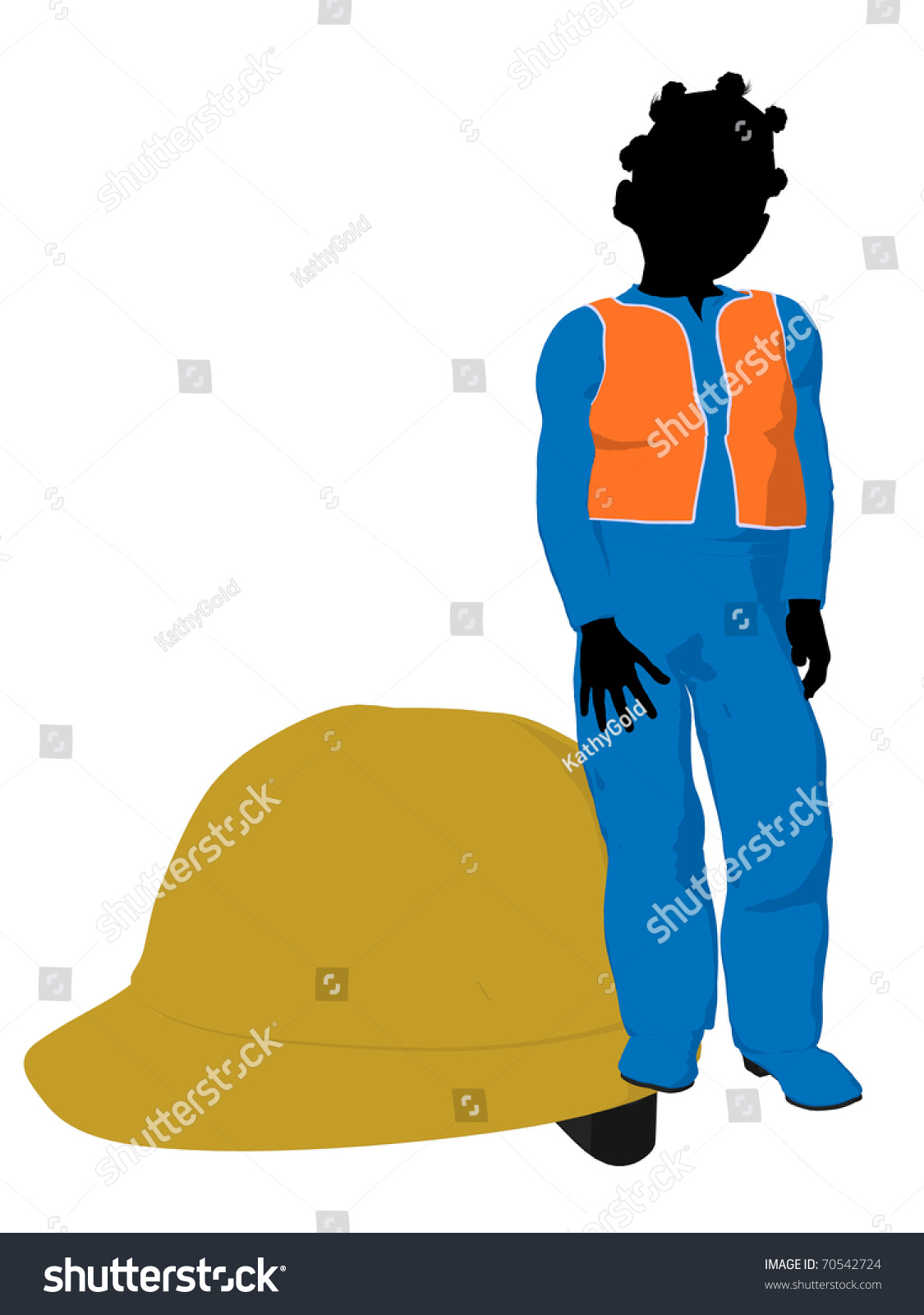 Oold construction picture teen worker
