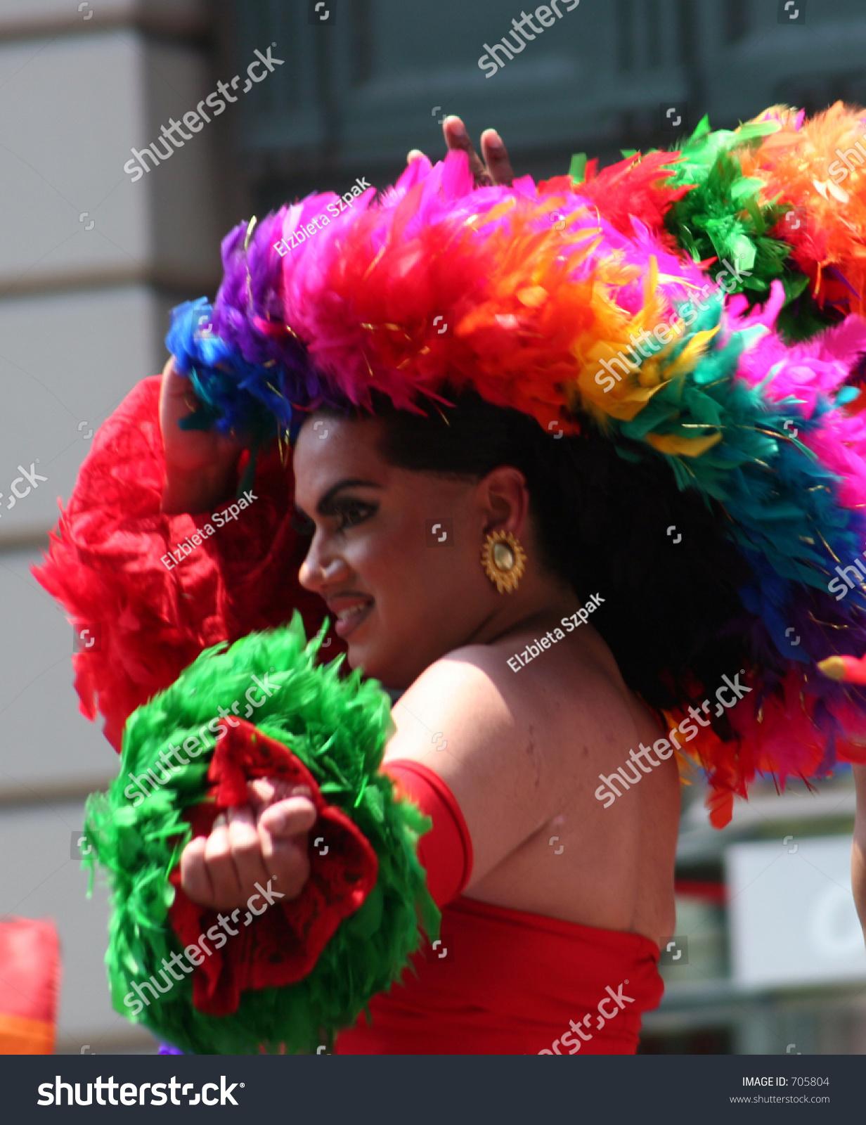 New York City Gay Pride Parade 2005