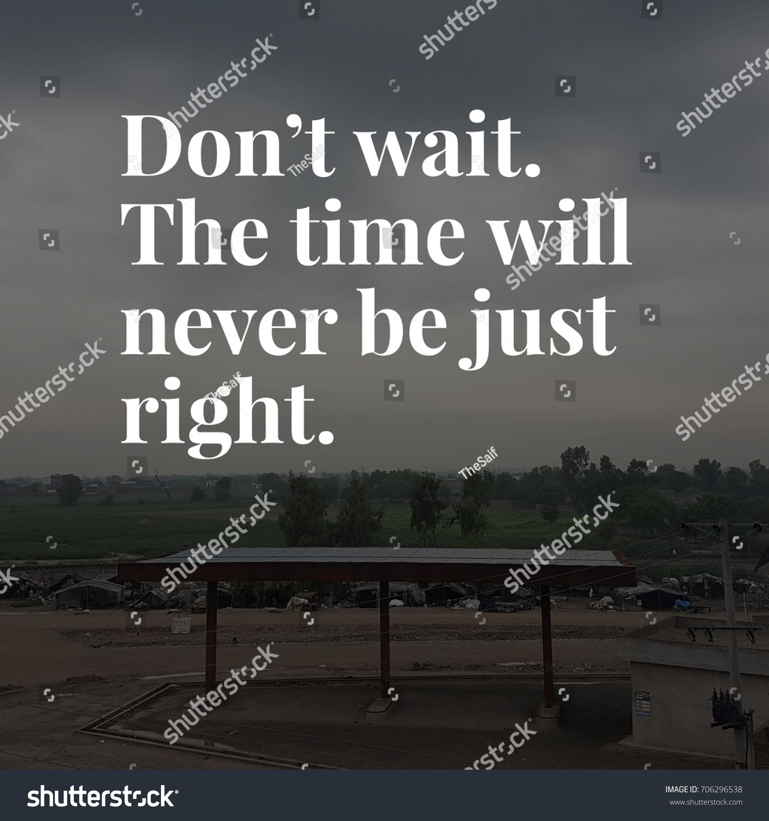 Inspirational Life Quotes And Sayings Captivating Quote Best Inspirational Motivational Quotes Sayings Stock Photo