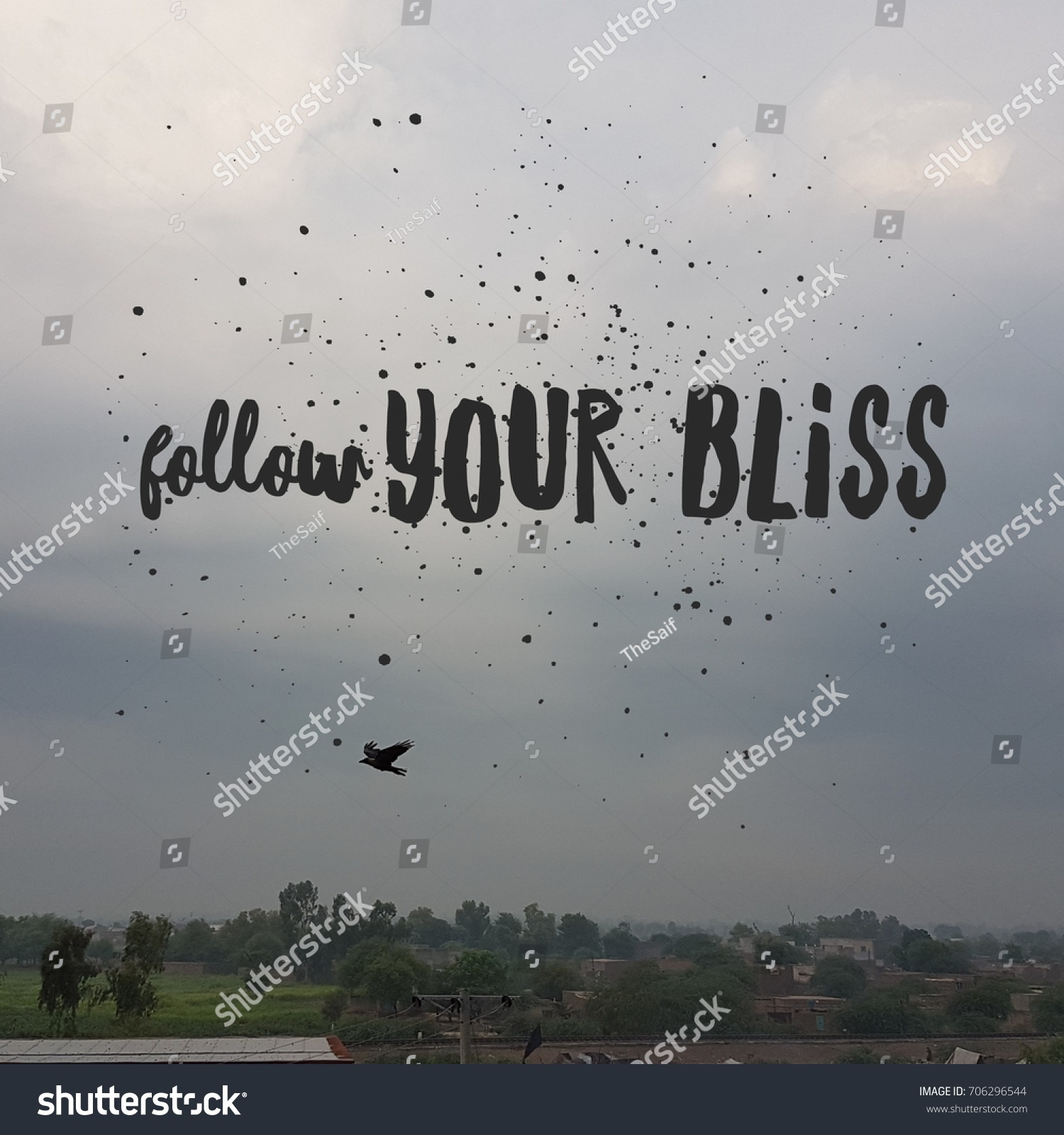 Inspirational Life Quotes And Sayings Quote Best Inspirational Motivational Quotes Sayings Stock Photo