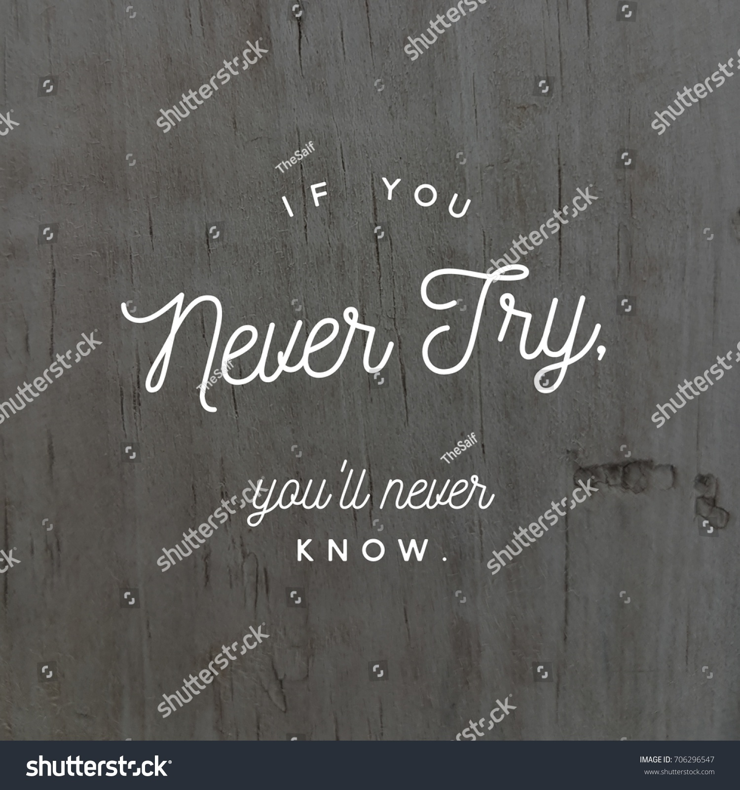 Sayings On Life Inspirational Quotes Quote Best Inspirational Motivational Quotes Sayings Stock Photo