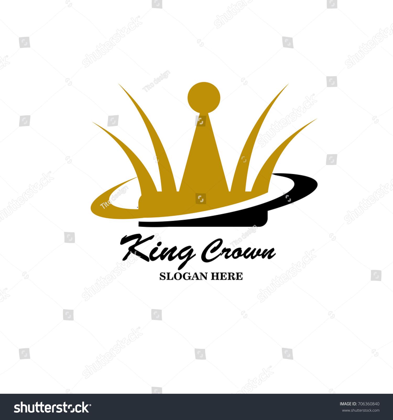 Online Royalty King Crown logo design  Free Logo Maker