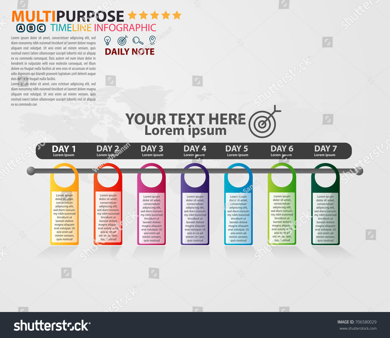 Infographic timeline day time frame multiple stock vector infographic timeline day time frame for multiple purpose of use jeuxipadfo Gallery