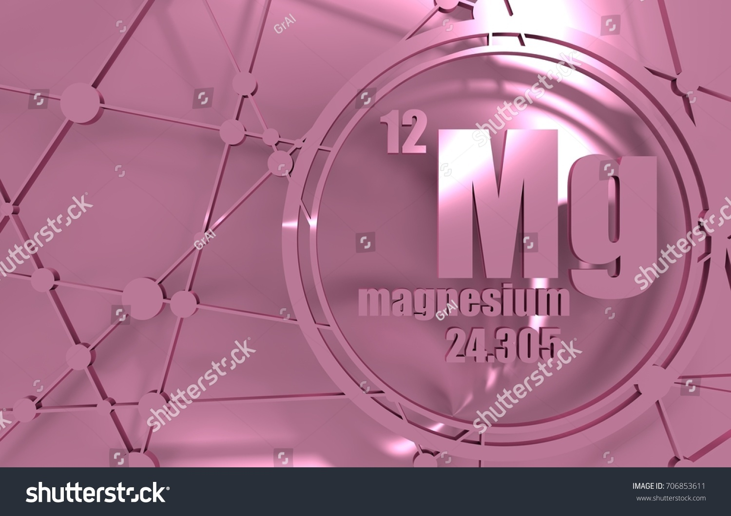 Magnesium chemical element sign atomic number stock illustration magnesium chemical element sign atomic number stock illustration 706853611 shutterstock urtaz Gallery