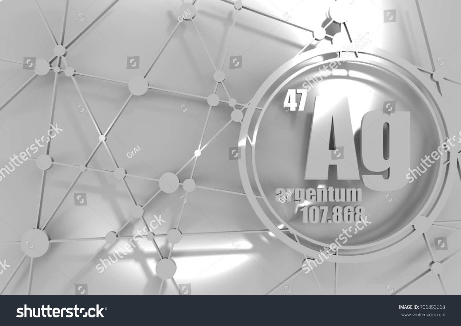 Silver chemical element sign atomic number stock illustration silver chemical element sign with atomic number and atomic weight chemical element of periodic urtaz Images