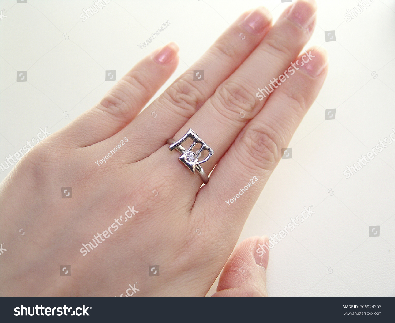 Virgo Ring Stock Photo 706924303 - Shutterstock