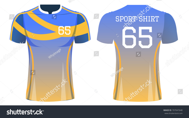 Sports T Shirt Design Vector Joe Maloy