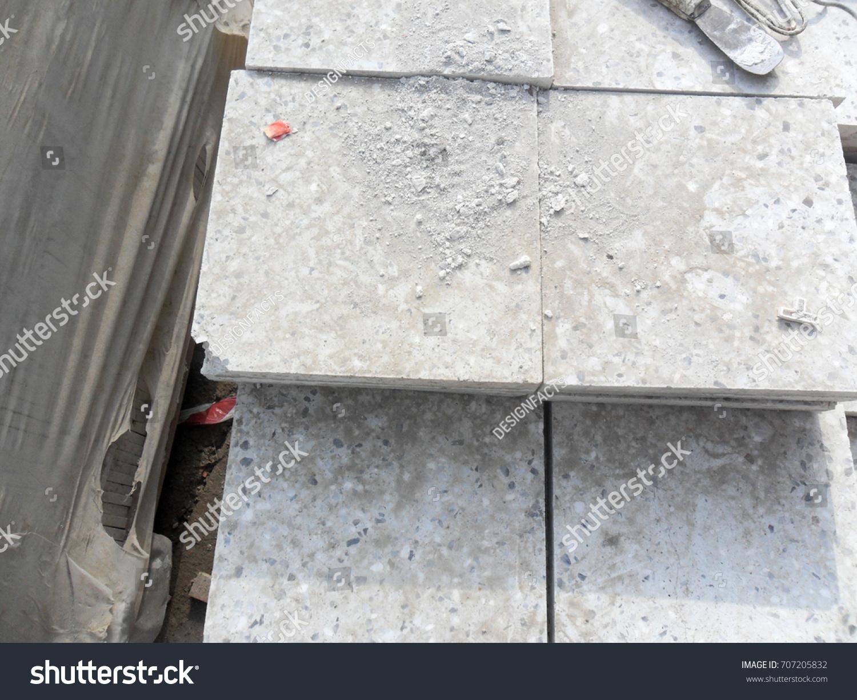 Cement Floor Tiles Terrazzo Floor Tiles Stock Photo Edit Now