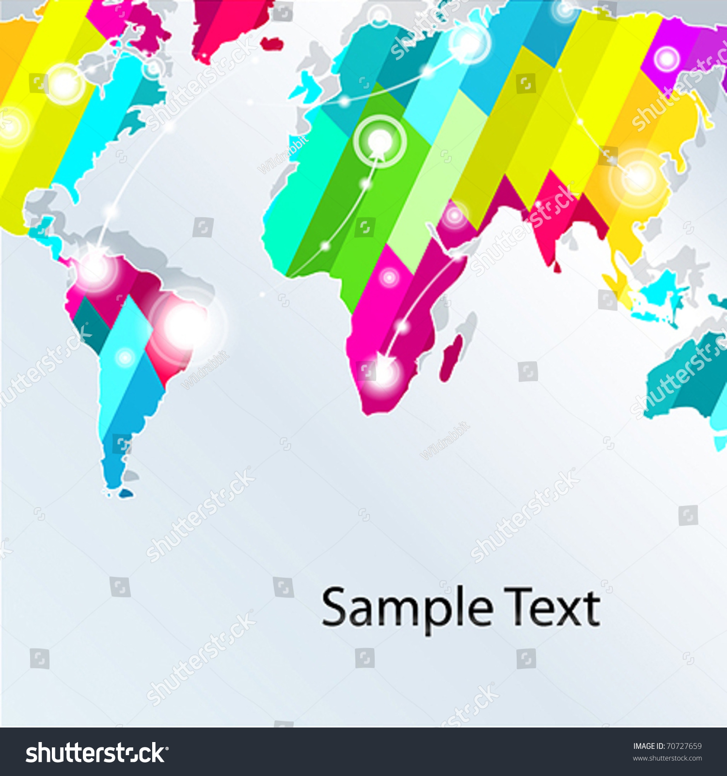 World map vector creative background business stock vector 70727659 world map vector creative background business stock vector 70727659 shutterstock gumiabroncs Image collections