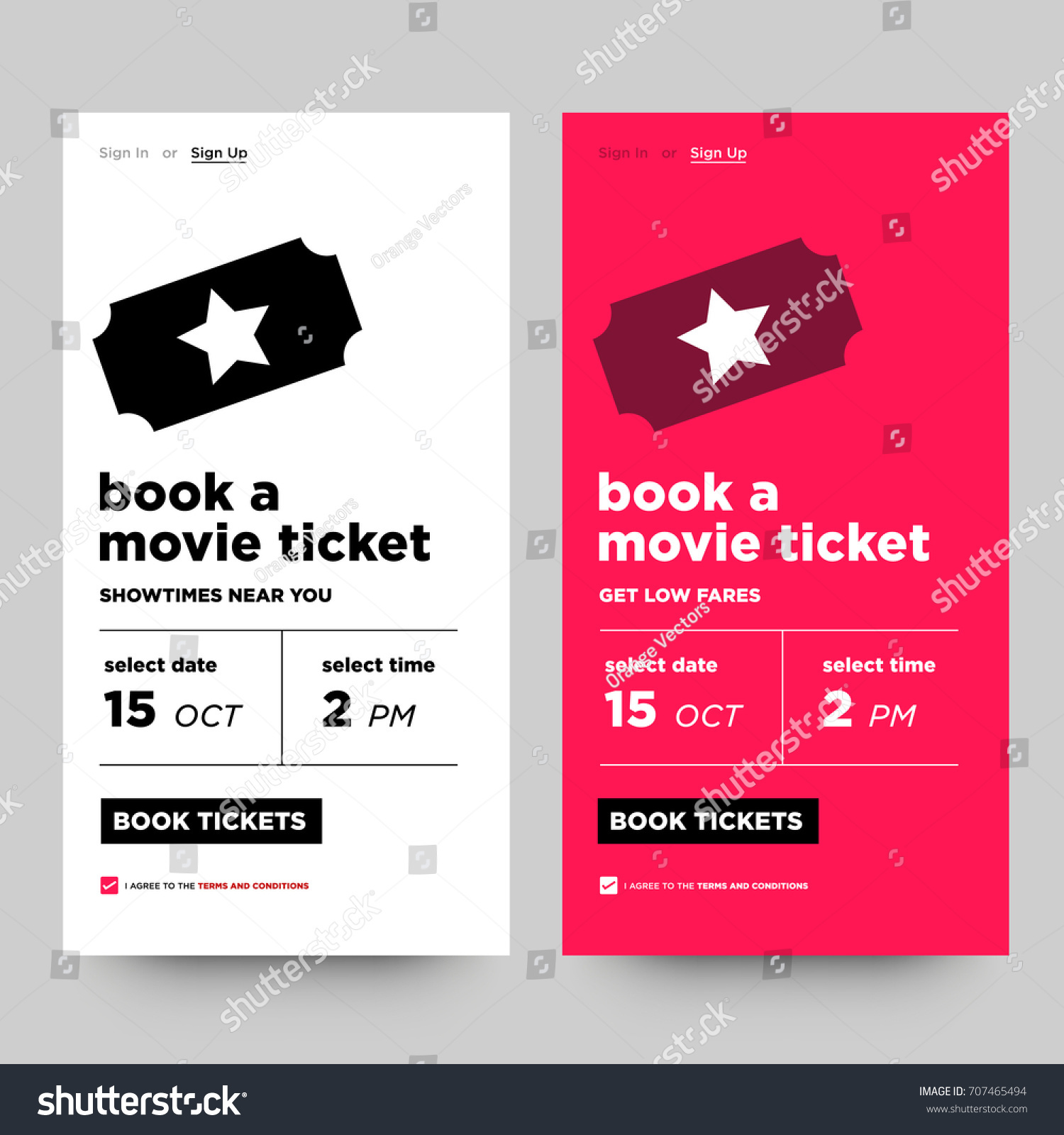 How to book a movie ticket