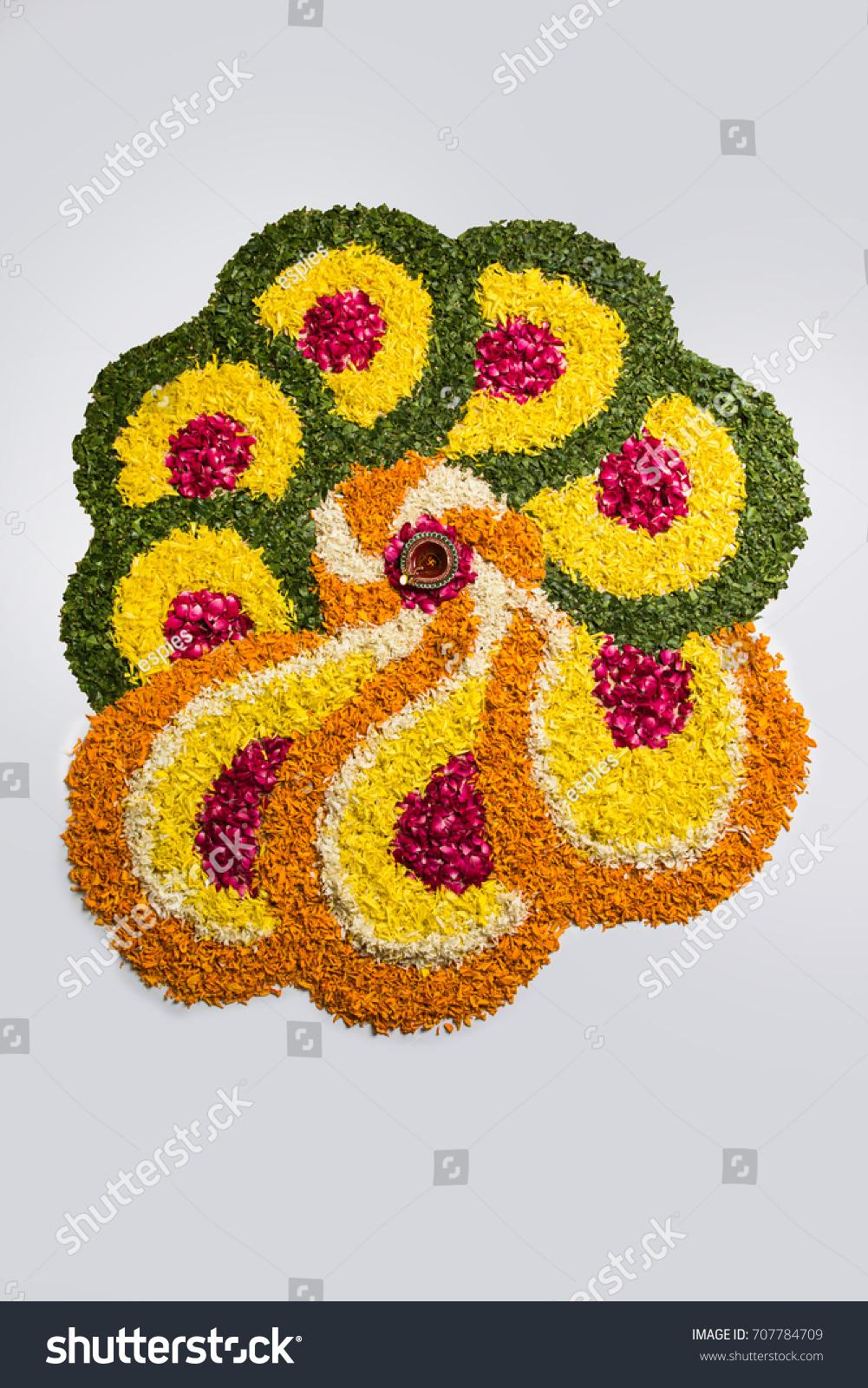 Diwali Zendu Flowers