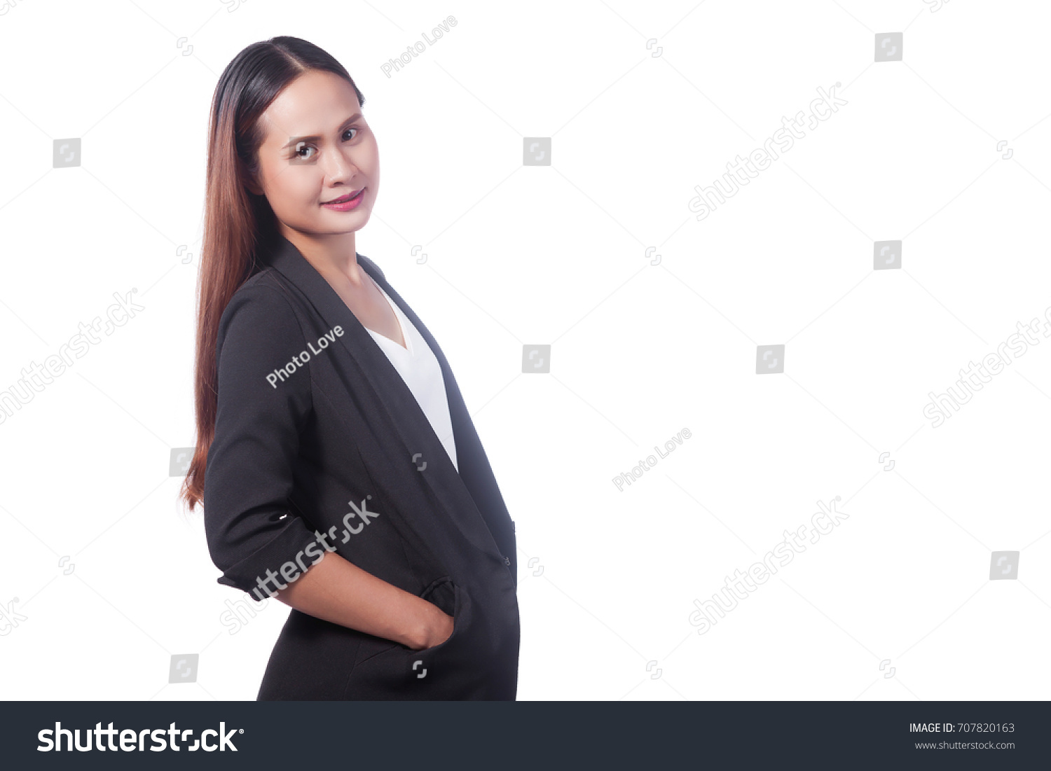 Business for man mistress looking asian