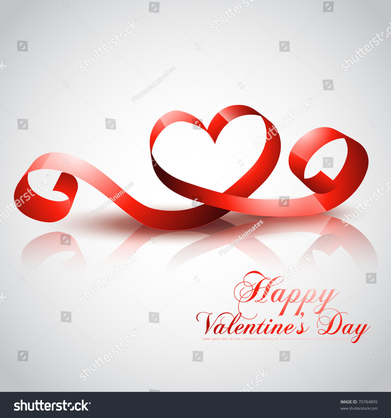 beautiful valentine day heart design made stock vector, Beautiful flower
