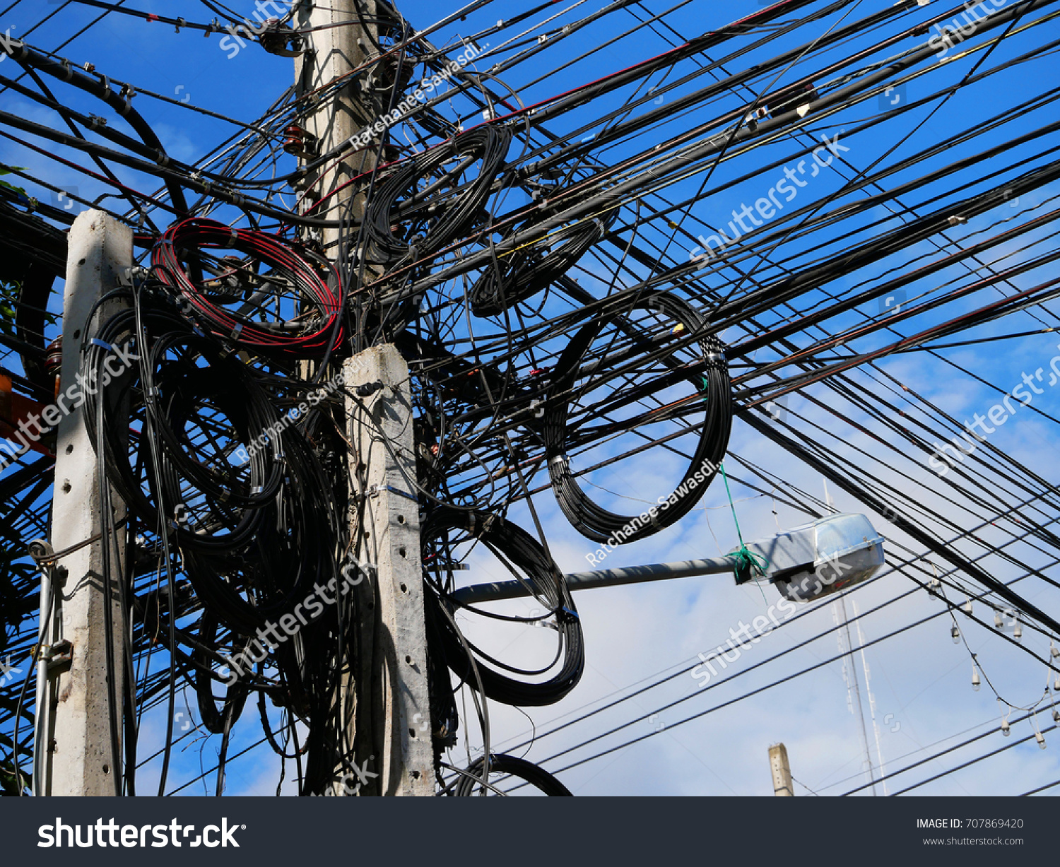 The Messy Wires Ez Canvas Electrical Wiring Id 707869420