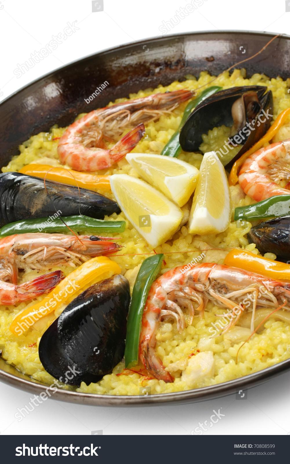 how to prepare paella rice