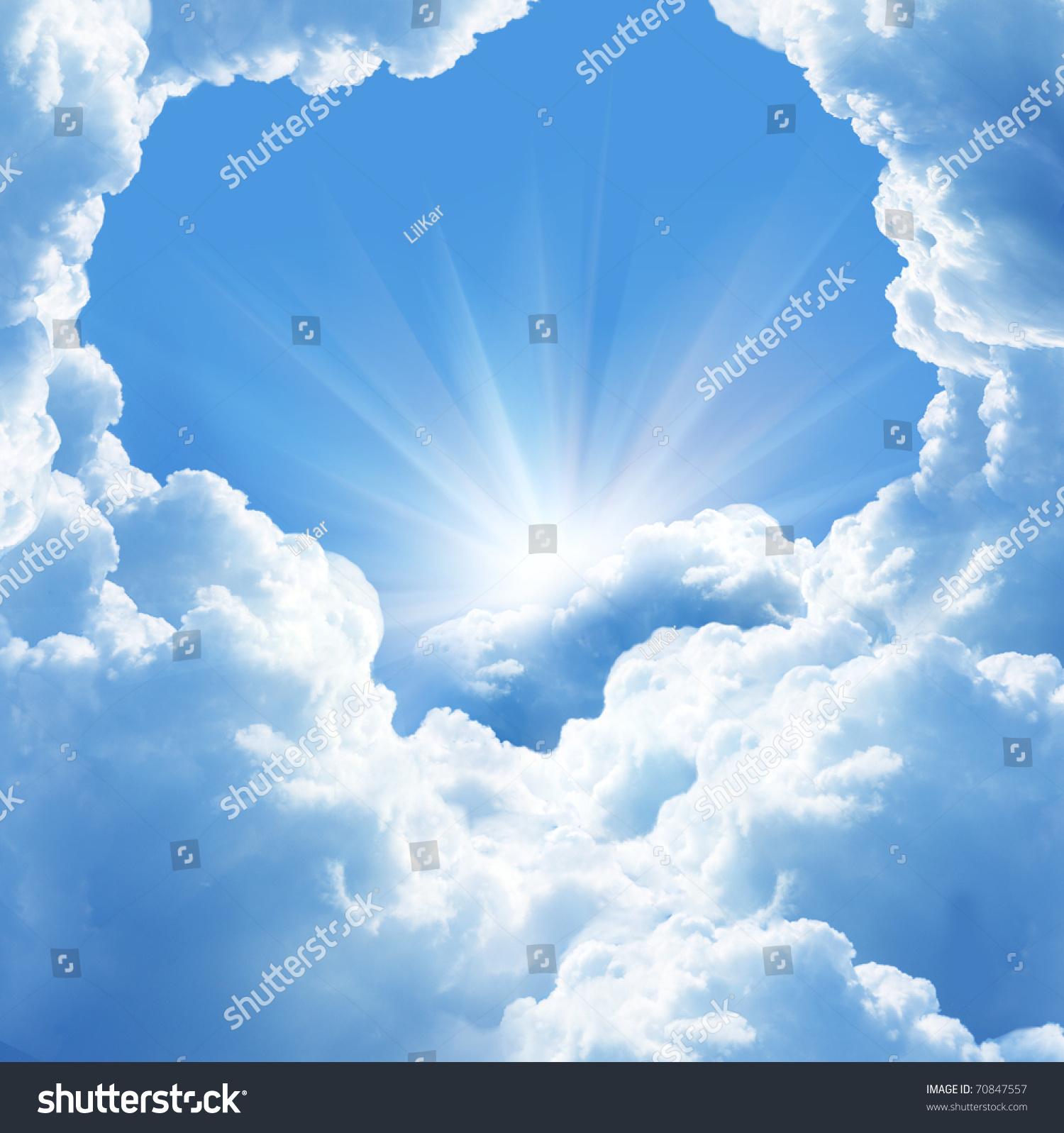 beautiful clouds stock photo 70847557 shutterstock
