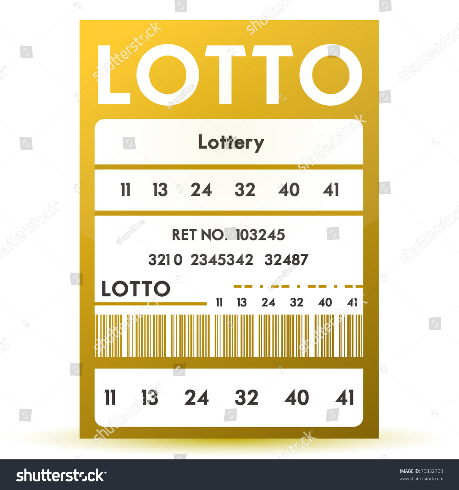 Lotto Ticket Winning Numbers