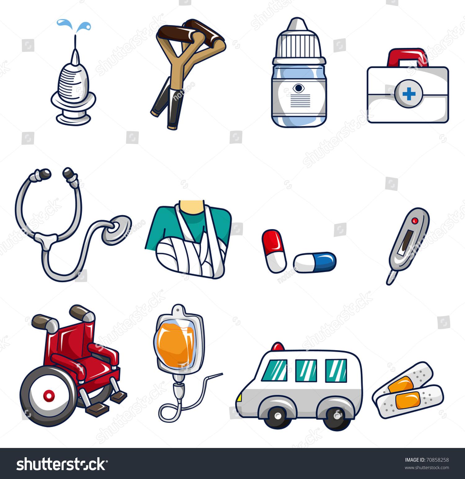 Cartoon Doctor Icon Stock Vector 70858258 : Shutterstock
