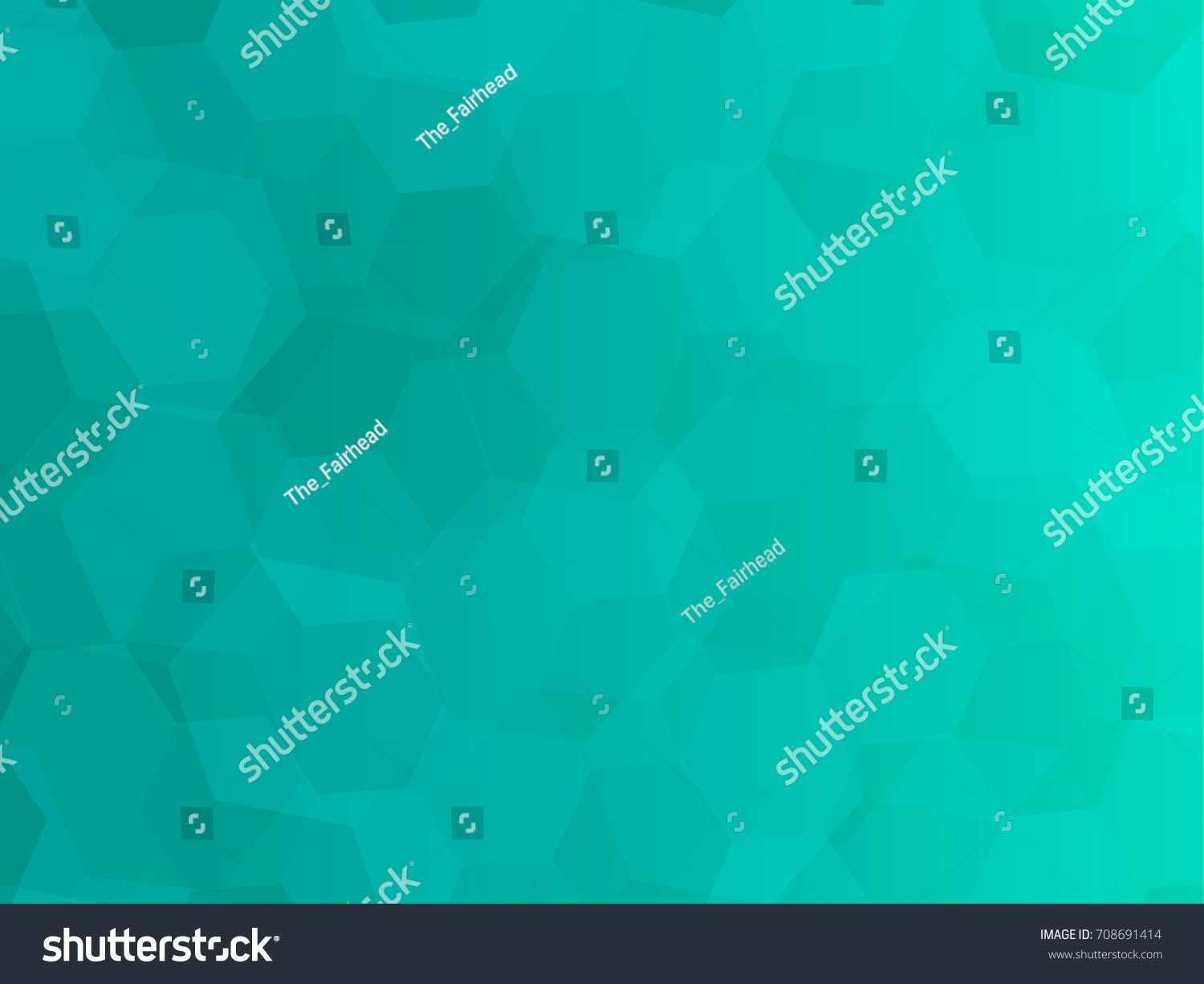 Abstract green turquoise hexagon background wallpaper stock vector abstract green turquoise hexagon background wallpaper bokeh illustration vector voltagebd Gallery