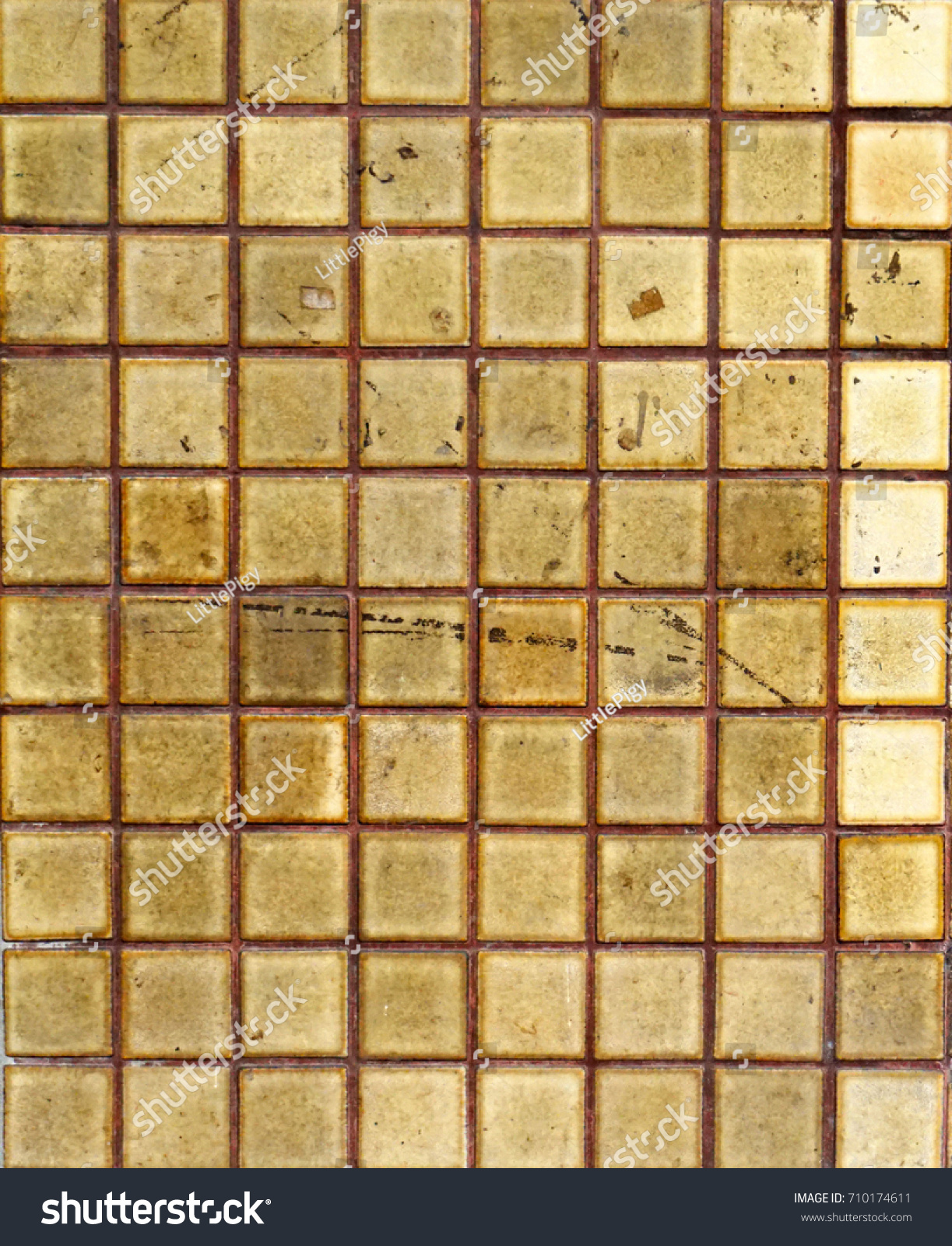 Old ceramic tiles texture background dirty stock photo 710174611 old ceramic tiles texture and background with dirty stain dailygadgetfo Images
