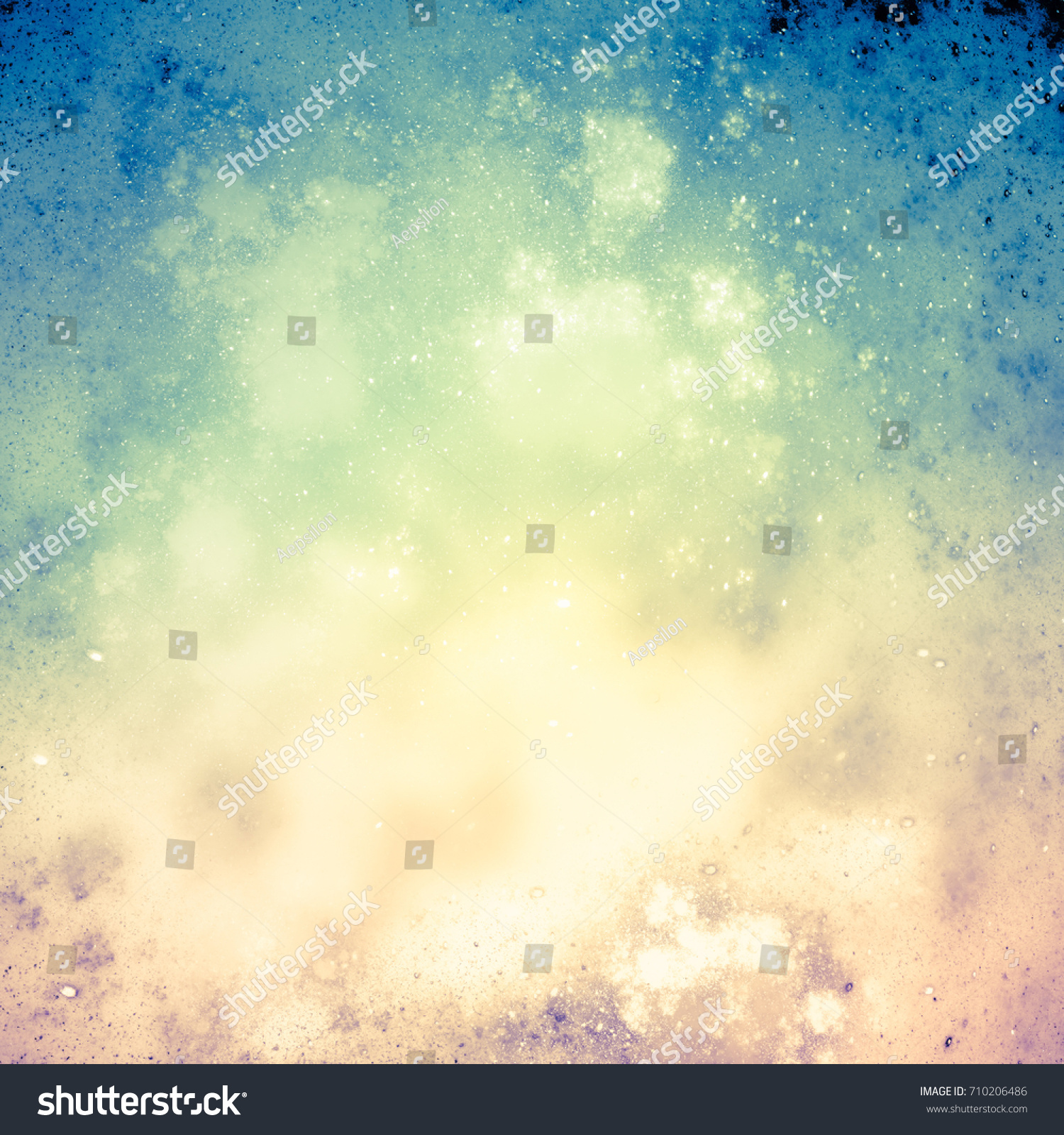 Bright Pastel Abstract Background Joyful Positive Atmosphere Holi Texture