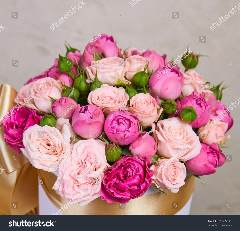 Nice Flower Bouquet Stock Photo Edit Now 710224141 Shutterstock