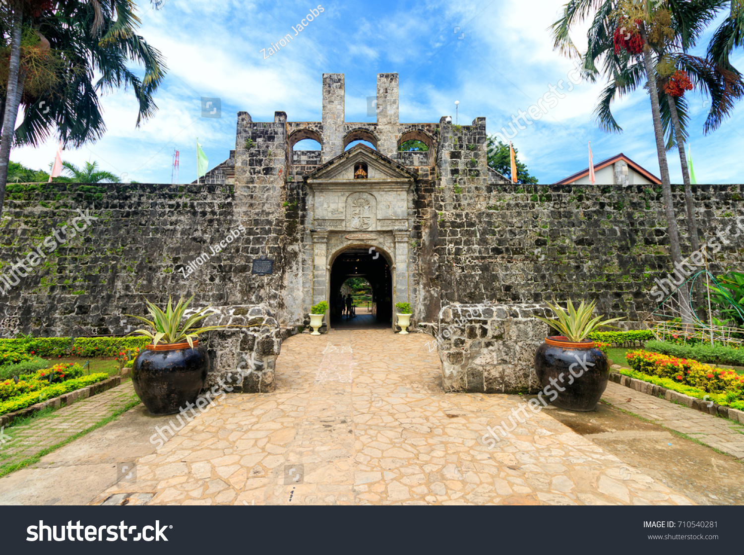 stock-photo-fort-san-pedro-cebu-city-phi
