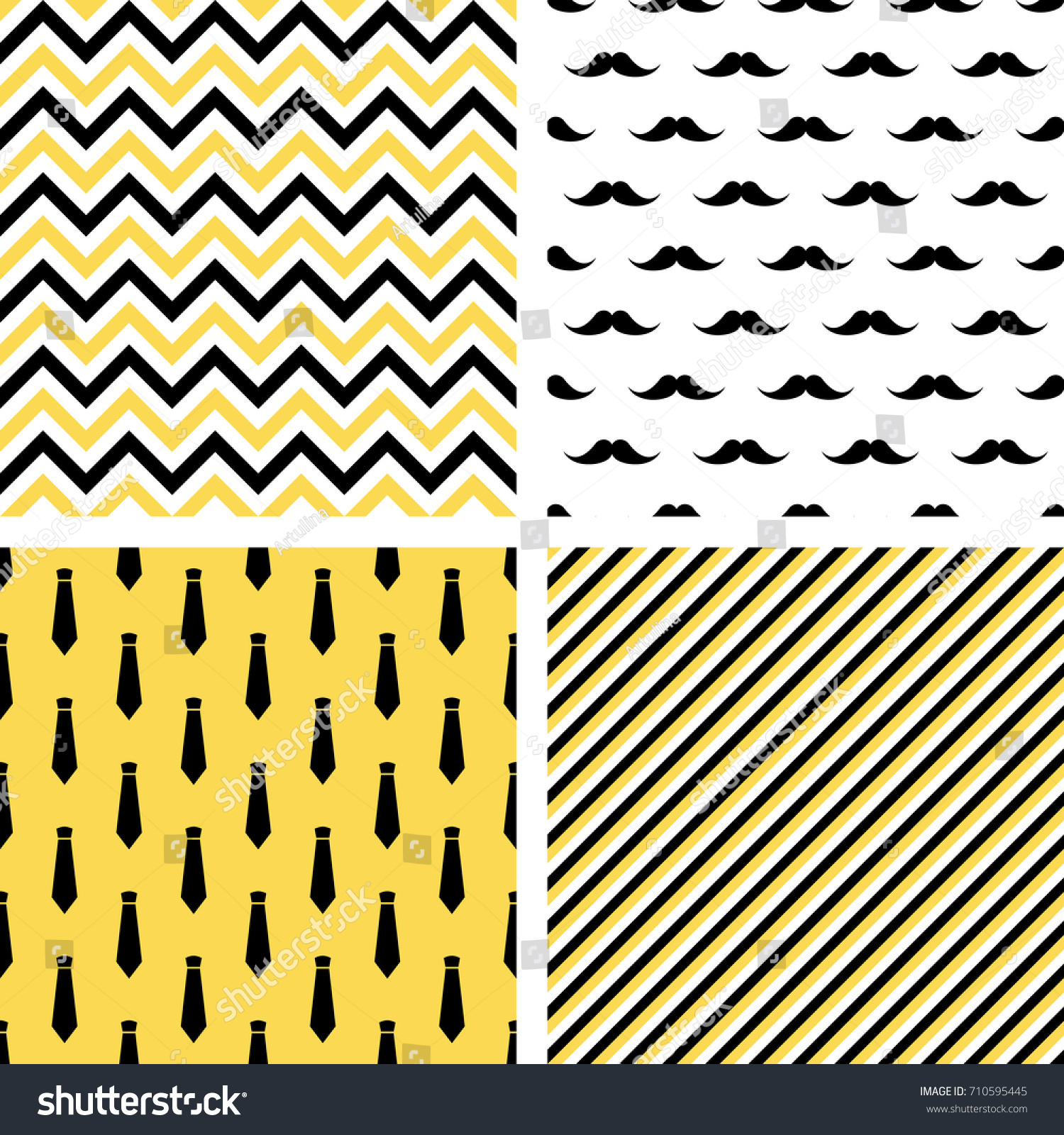 photograph about Printable Paper Patterns named Preset Printable Vector Seamless Man Layouts Inventory Vector