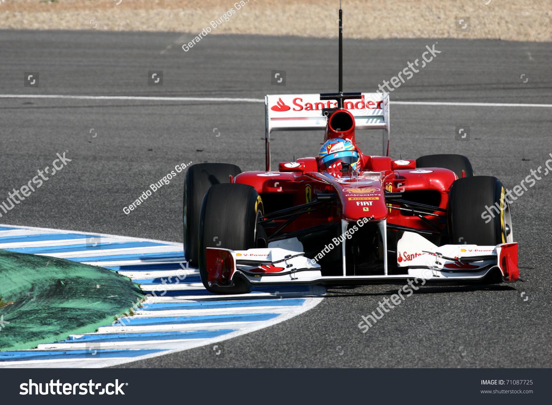 Circuito Fernando Alonso : Jerez de la frontera february 12 stock photo edit now shutterstock