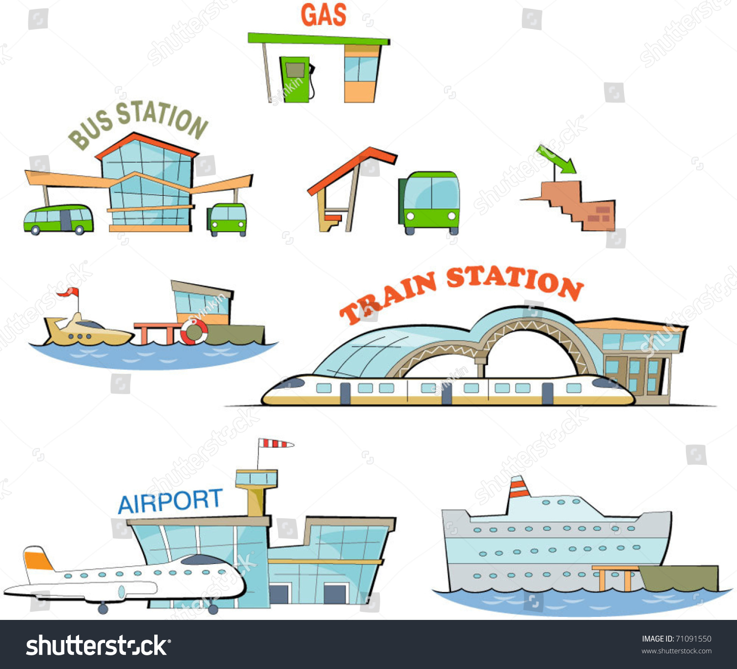 Image Gallery Airport ... Airport Cartoon Images