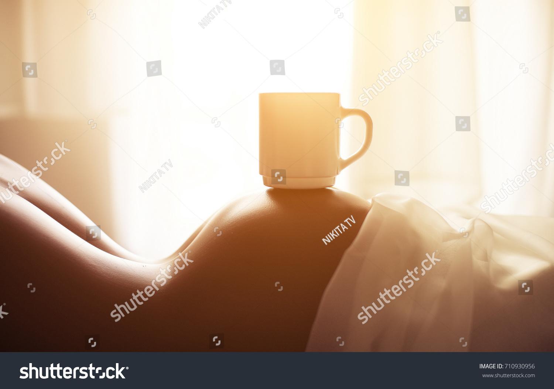 Sexy tea cup