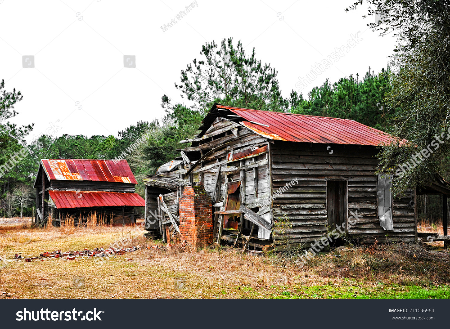 stock-photo-an-abandoned-run-down-farmho
