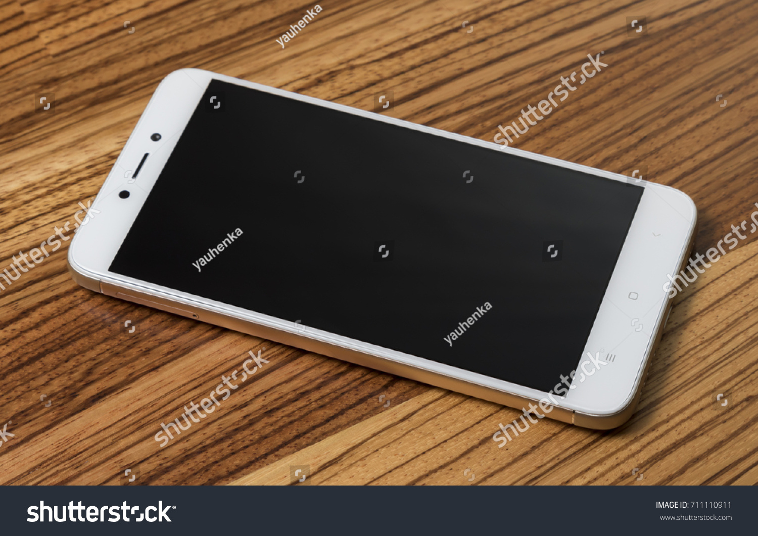 Minsk Belarus Aug 1 2017 Xiaomi Stock Photo Edit Now 711110911 Redmi 4x Gold Smartphone With