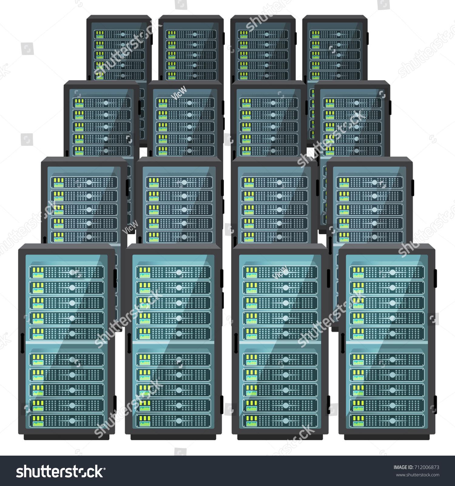 commons filled wiki rack half racks file server wikimedia