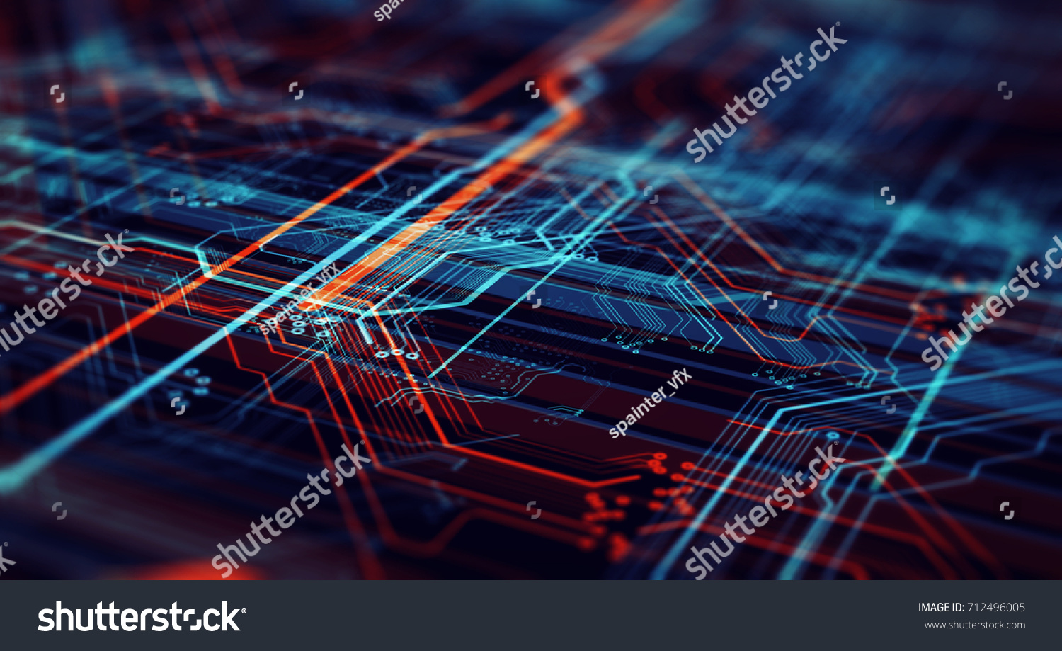 Printed Circuit Board Stock Photos Images Pictures Shutterstock