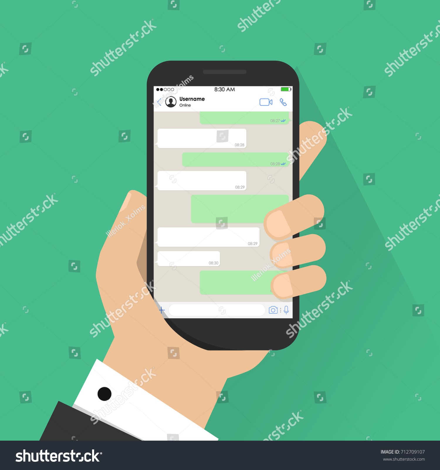 Mobile phone chat sites